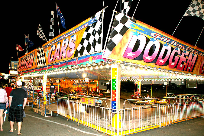 Amusement Inc Dodgem Cars Amusement Ride Hire